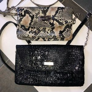 2 Nine West Crossbody Bags